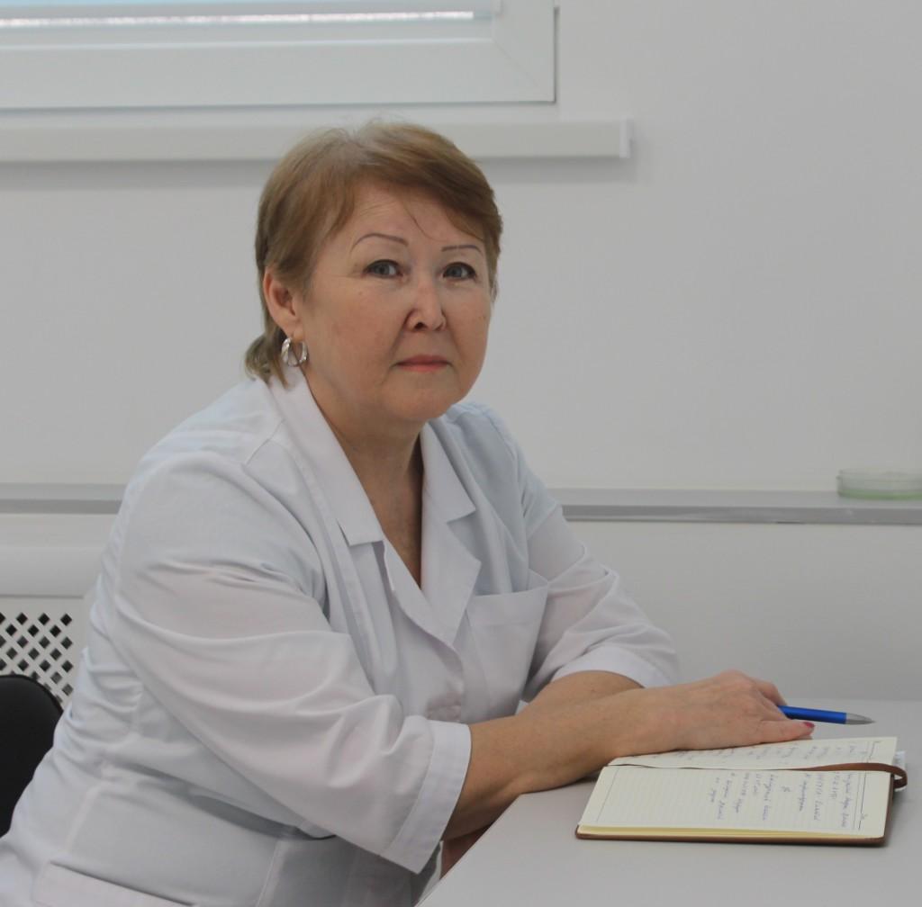 Омарова Гайша Кокеновна